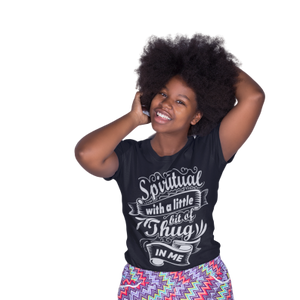 Spiritual Thug T-Shirt| SoulSeed Apparel