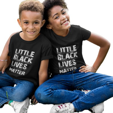 Little Black Lives Matter| SoulSeed Apparel