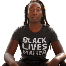 Load image into Gallery viewer, Black Lives Matter T-Shirt | SoulSeed Apparel