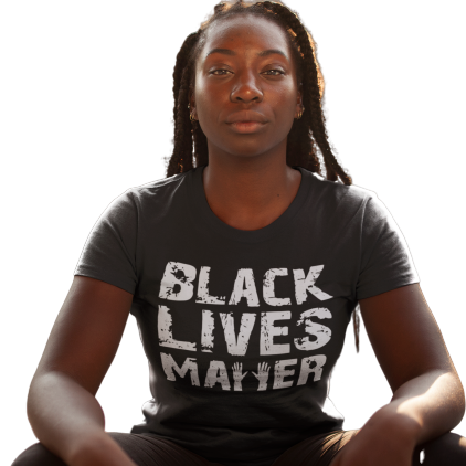 Black Lives Matter T-Shirt | SoulSeed Apparel