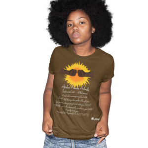 africans power activate t-shirt_brown