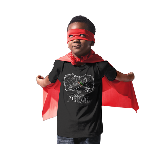 Black Panther T-Shirt| Wakanda Forever T-shirt| SoulSeed Tees