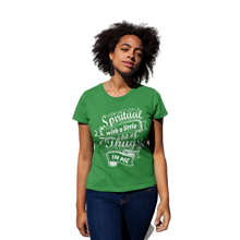 Load image into Gallery viewer, Spiritual with a little bit of thug in me | SoulSeed Apparel