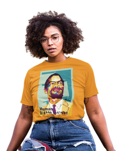 Malcolm X T-Shirt Ladies | SoulSeed Apparel