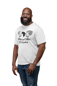 Mother Father of Civilization T-Shirt | Soulseed Tees
