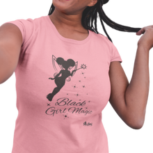 Load image into Gallery viewer, Black Girl Magic T-Shirt | SoulSeed Apparel