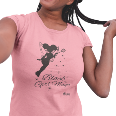 Black Girl Magic T-Shirt | SoulSeed Apparel