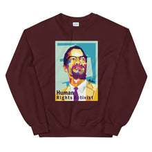 Load image into Gallery viewer, Malcolm X Unisex Sweatshirt