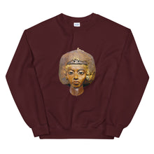 Load image into Gallery viewer, Queen Tiye Unisex Sweatshirt