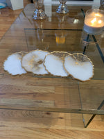 Load image into Gallery viewer, Wave Edge Coasters Set of 4