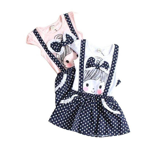 robe a pois manches volants
