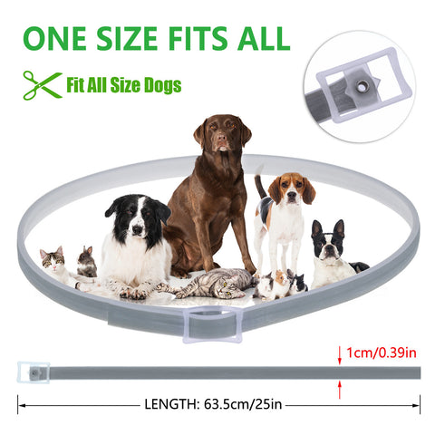 Dog/Cat  Anti Flea/Ticks Adjustable Collar