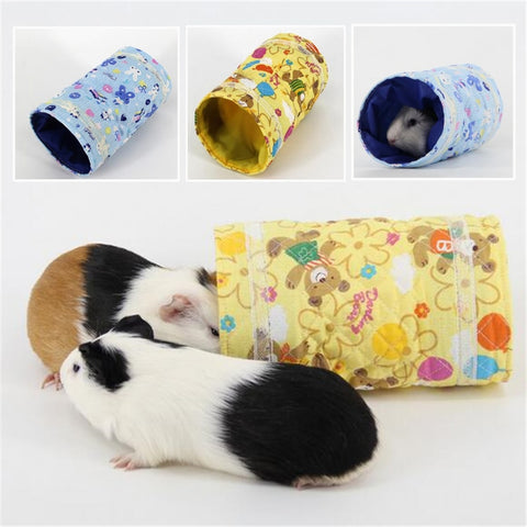 Cloth Single Channel Hamster Warm ToyTunnel