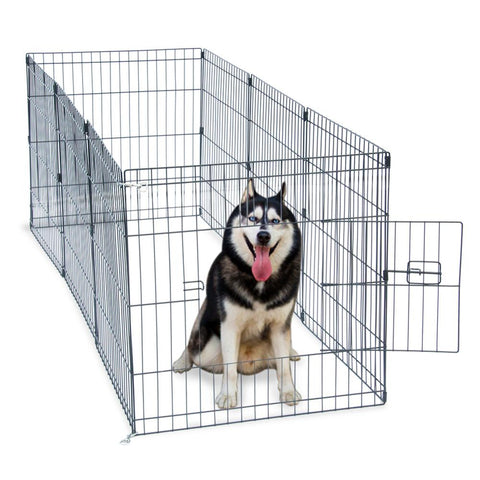 24&30 inch Tall Wire  Folding Dogs Play Pens