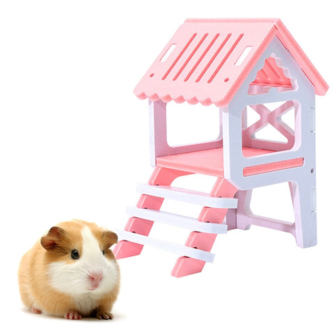 Small Animal Toy Entertainment House.
