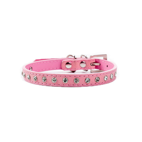 Crystal Diamond Collar For Small Dogs/Cats.
