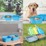 Outdoor portable Pet Feeder/Travel /collapsible