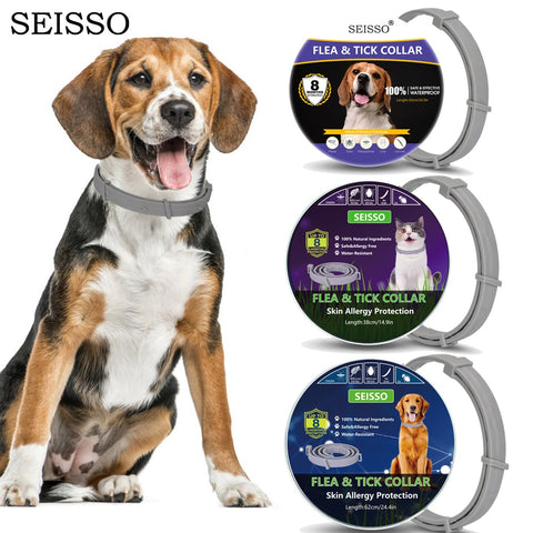 Dewel Cat/Dog Anti Tick  Protective Collar.
