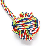 Dog Knot Rope Ball For Aggressive Chewers