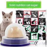 Healthy Cat Energy Ball, Sugar Snack Toys.
