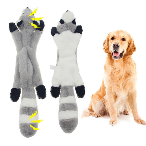 Stuffed Chew Squeaker Dog Toys
