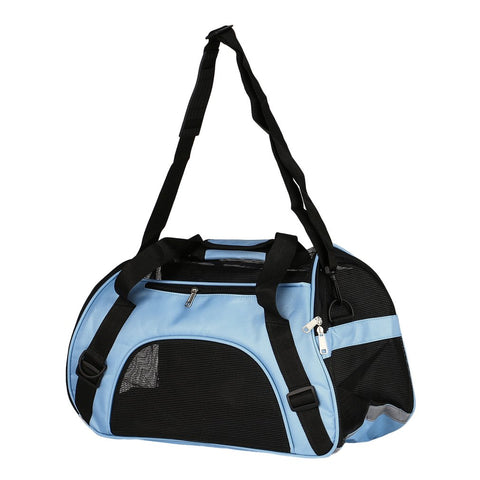 Breathable Outdoor Cat/Puppy Cage. Carrying Shoulder Bag.