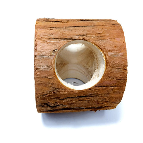Small Animal Wooden Tunnel Cage House Toys.