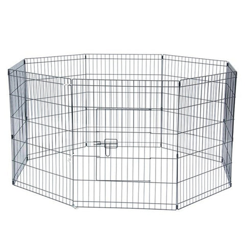 24 & 30 inch Tall Metal Wire  dogs/cats Folding Exercise Yard