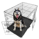 "Portable  36"" Folding Steel Dog/Cat Pen."