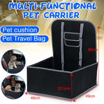 Dog Car Front Seat Anti Slip Carrier/Cushion