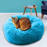 Comfortable Round Dog Nest Portable/Warm Cat House .