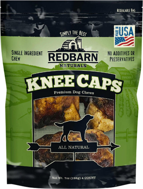 Red Barn Naturals Knee Caps, 4 Count