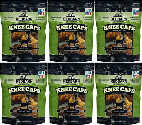 Red Barn Naturals Knee Caps, 4 Count, 6 Pack