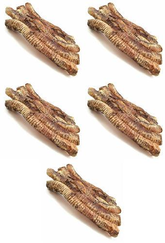 ValueBull USA Whole Trachea Tube Dog Chews, 25 Count
