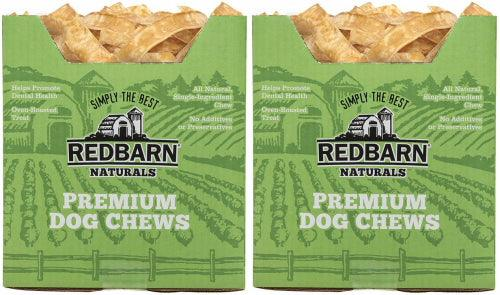 Redbarn Naturals Bully Slices Dog Chews Peanut Butter Bulk 12lb (2 x 6lb)