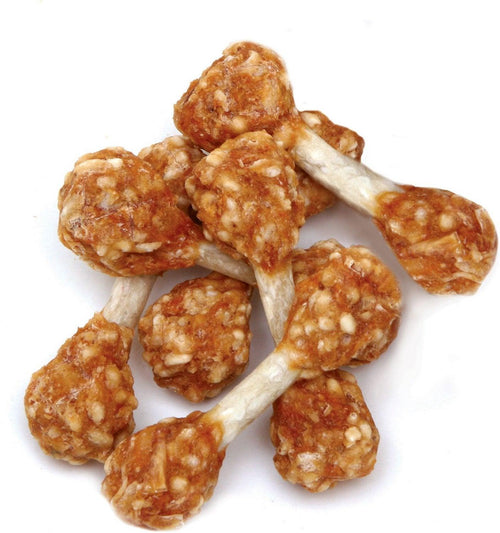 Pet 'n Shape Chicken Dog Treats, Chik 'n Dumbbells, 32 Ounce, 3 Pack