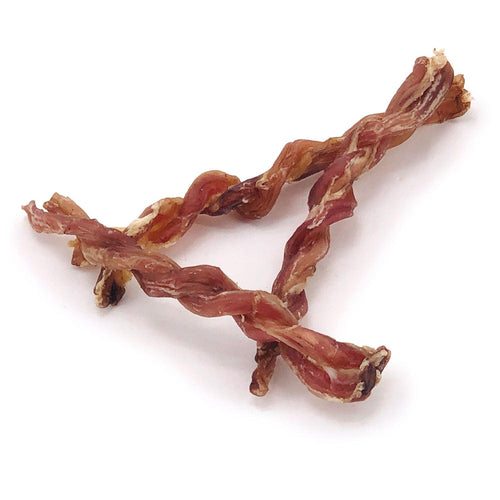 ValueBull USA Lamb Twist Bits Dog Chews, All Natural, 2 Pounds