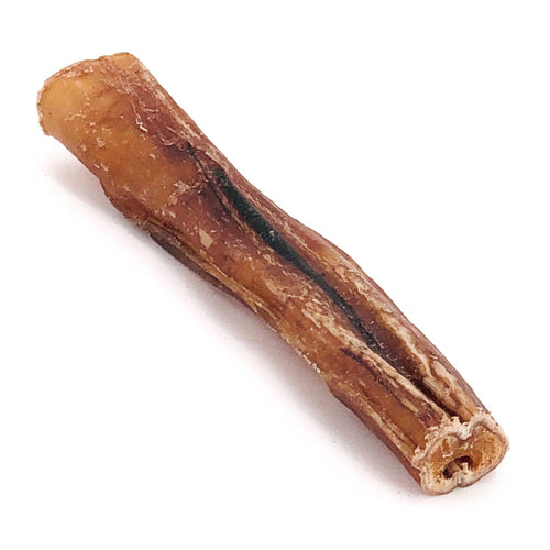 ValueBull Bully Sticks for Dogs, Thick 5-6 Inch, Varied Shapes, 50 Count