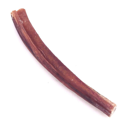 ValueBull Bully Sticks for Small Dogs, Thin 4-5 Inch, Varied Shapes, 50 Count