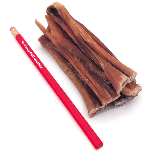 ValueBull Bully Sticks, Medium 4-5 Inch, Varied Shapes, 25 Count