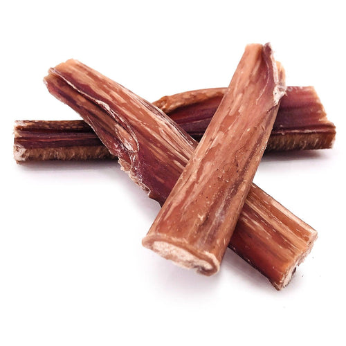 ValueBull Bully Sticks, Medium 3-4 Inch, Varied Shapes, 100 Count