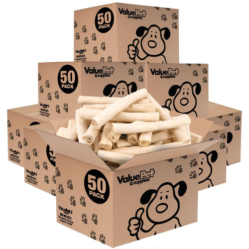 NEW- ValueBull USA Retriever Rolls, Thick 7-8 Inch, 400 Count