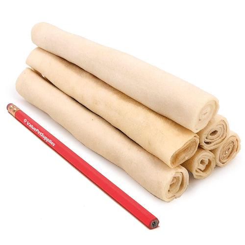 NEW- ValueBull USA Retriever Rolls, Thick 7-8 Inch, 25 Count