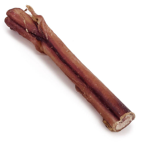 NEW- ValueBull Bully Sticks, Varied Shapes, Super Jumbo 5-6 Inch, 10 Count
