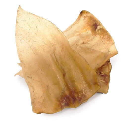 NEW- ValueBull Cow Ears, 100 Count