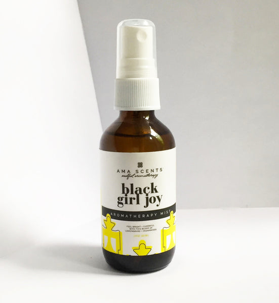 Ama Scents - Black Girl Joy - Aromatherapy Spray