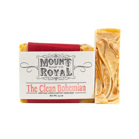 Mount Royal Soap Co. - The Clean Bohemian
