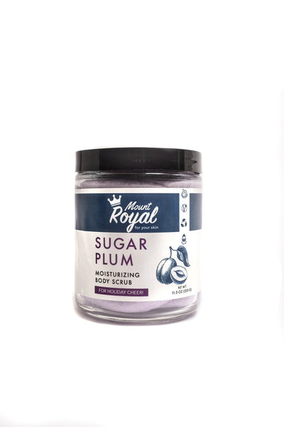 Mount Royal Soap Co. - Aw, Sugar! Sugar Plum Scrub