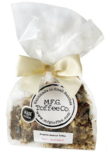 MFG Toffee - English Walnut Toffee