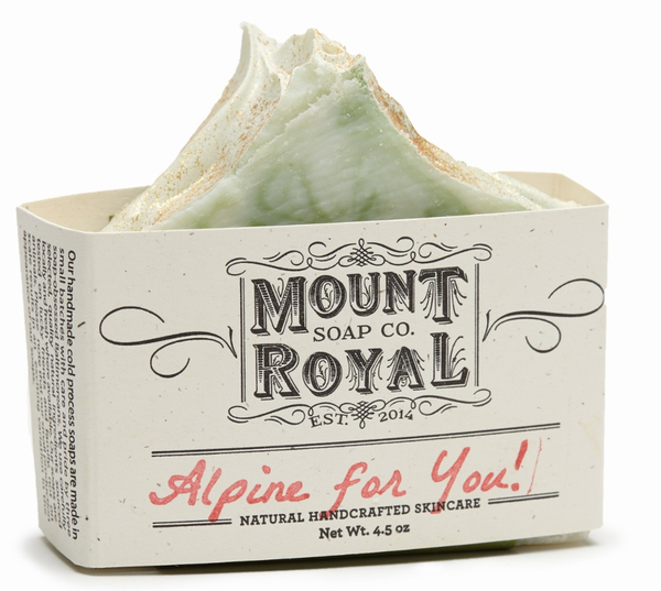 Mount Royal Soap Co. - Alpine For You!